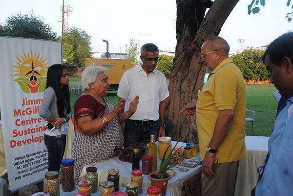 Food Network Reaches Organic Farmers